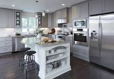Image result for How can I hide my kitchen counter clutter?