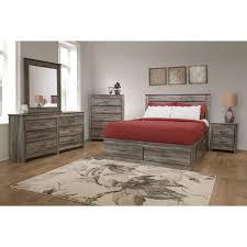 modern furniture bed. Interesting Bed Modern Furniture Suede Grey Queen Bedroom Set 6720 To Bed D