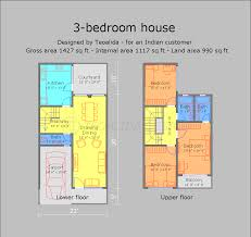 20 x 30 ft wide house plans