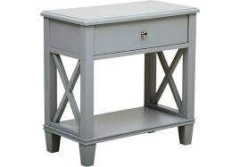 image of small accent tables with drawer