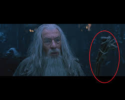 Gandalf Light Staff Was Searching For A New Pipe And Found This Gandalfs Pipe