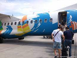 บางกอกแอร์เวย์ ATR72 ไปหลวงพระบาง สนามบินใหม่ใหญ่กว่าเดิม AIRBUS A320  ลงได้แล้ว### - Pantip