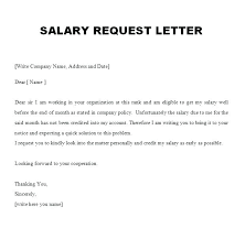 Increment Form Interesting Salary Increase Letter From Employer Review Template Forms Sample