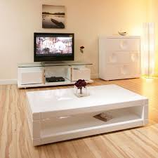 White Gloss Living Room Furniture Uk White High Gloss Coffee Table With Storage Ideas