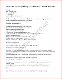 Sap Tester Sample Resume Sample Resume Letters
