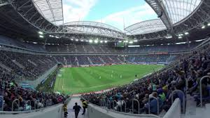 Check Out Saint Petersburg Stadium Ahead Of Fifa World Cup 2018