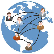 World Communication Network. World social media network community or global  comm , #Affiliate, #media… | Communication networks, Social media network,  Communication
