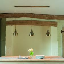 this triple pendant light is perfect for over a breakfast bar or dining table breakfast bar lighting