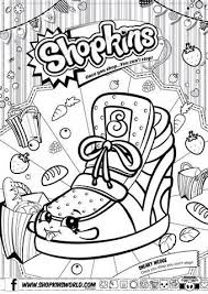 Shopkins Coloring Pages To Print Of Soda Pops Restaurant Keyser