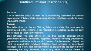 Disulfiram Reaction You Should Know About Disulfiram Tablets Disulfiram Implants Youtube