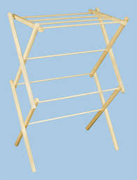 ... Wooden Clothes Drying Rack Folding Ideas: Wonderful Clothes Drying Rack  Ideas ...