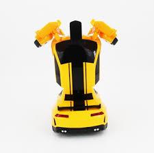 <b>Радиоуправляемый трансформер MZ</b> Chevrolet Camaro 1:14 с ...