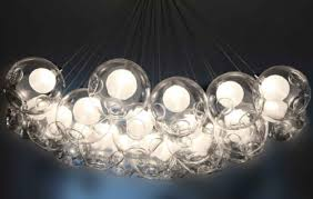 whether hung individually or in a chandelier format this fitting produces a glow which illuminates a space beautifully