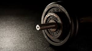 1280x720 wallpaper dumbbells fitness gym