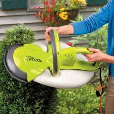 garden groom pro electric hedge trimmer for father s day the gardener extraordinaire