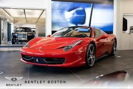 A price request was already submitted, a representative will reach out to you shortly. Used Ferrari 458 Italia For Sale With Photos Cargurus
