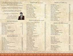 Bringing super brands to the next level in marketing, sales and r&d development with practical, local knowledge and always. New Menu Picture Of Moti Mahal Delux Tandoori Trail Ranchi Tripadvisor