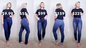 Compare Designer Jeans Comparing Cheap Vs Expensive Jeans Milabu