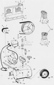 wiring diagram for kobalt air compressor wiring discover your c bell hausfeld pressor parts diagrams