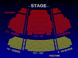 Stephen Sondheim Theatre Virtual Seating Chart Stephen Sondheim Theatre Interactive Broadway Seating Chart