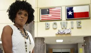 Principal loves having an impact - Odessa American: ECISD