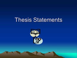 research topic your research paper will expand on one of the thesis the thesis statement is the most important sentence in your entire essay