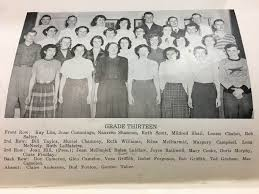 A Typical School Day at CPHS by Vera Griffith 1952   lindaseccaspina
