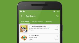 Update New Top Charts Too Google Play Store Testing File