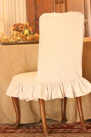 dining room charming ideas of slipcovers for dining room chairs clical sure fit white