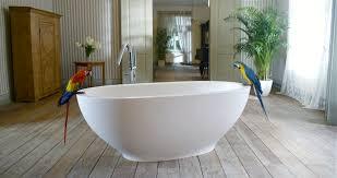 Aquatica Karolina Freestanding Solid Surface Bathtub - Bathrooms plus