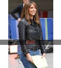 50 off on alex jones women real leather biker jacket