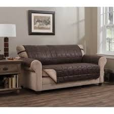 leather couch slipcovers. Wonderful Couch Innovative Textile Solutions Brentwood Faux Leather Sofa Slipcover Inside Couch Slipcovers S