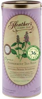 Heather's <b>Tummy Tea Peppermint Tea</b> Bags for Irritable Bowel ...