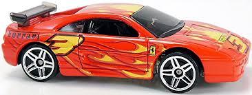 Hot wheels ferrari 250 gto vs ferrari f355 challenge drag race. Ferrari F355 Challenge 68mm 1999 Hot Wheels Newsletter
