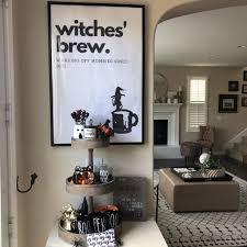 Rae dunn coffee organizer stand basket. Halloween Coffee Stand Treehouse Threads