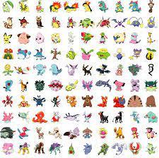 Pokemon Go Names Gen 2 (Page 1) - Line.17QQ.com