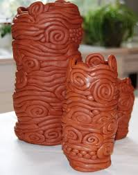 Coil Pot Designs Clay Lessons Tes Teach