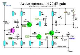 index circuit diagram com active antenna easy to build