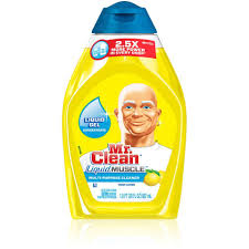 try mr clean liquid muscle