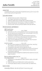 Resume Objective Sample Gorgeous Accounting Objective Resume Sample Accounting Resume Objective