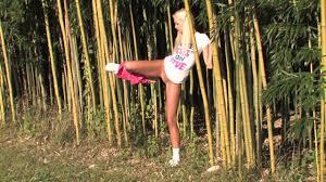 Bamboo Taboo BTS Franziska Facella BabesDaily