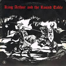 king arthur and the round table vinyl 10 33 ⅓ rpm ep club edition mono discogs