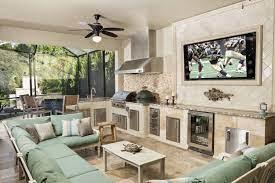 75 Beautiful Mediterranean Outdoor Kitchen Design Houzz Pictures Ideas April 2021 Houzz