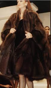 fisher fur coat