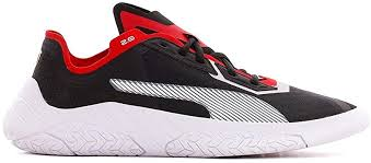 Featuring two main compartments and an adjustable webbing shoulder strap, the look is rounded off by the ferrari racing shield and puma cat logo on the front. Amazon Com Puma Men X Ferrari Race Replicat X 2 0 Shoes