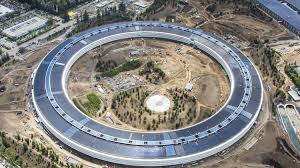 New apple office cupertino Spaceship Apple Park The Tech Giants 28 Millionsquarefoot Megacampus Opened This The Business Journals Cupertino Police Release 911 Transcripts Of People Who Walked Into