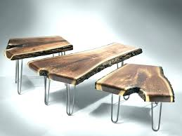 hairpin legs coffee table leg new metal white