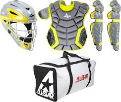 All Star Catchers Gear Size Chart All Star System 7 Elite Travel Team Ck912s7tt Youth Baseball Custom Color Catchers Gear Set