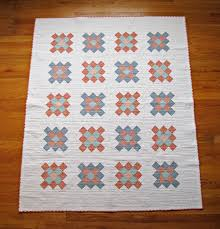 Sew Fresh Quilts: Granny Square Quilt Block Tutorial - Part 1 & This quilt, made by Melissa of Missouri Mel, was made using 1930's prints  in an aqua and orange palette. Melissa explains in her post, that using the  ... Adamdwight.com