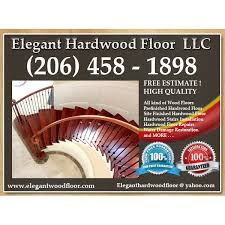 elegant hardwood floor llc